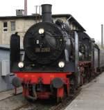 Br 38/133517/38-2267-am-1642011-im-eisenbahnmuseum 38 2267 am 16.4.2011 im Eisenbahnmuseum Bochum-Dahlhausen.