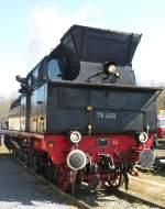 Br 78/113395/rueckansicht-der-78-468-die-am Rückansicht der 78 468 die am 6.4.10 in Gerolstein zu bewundern war.