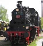 Eisenbahnmuseum Bochum-Dahlhausen/133803/die-ble-146-am-1642011-im Die BLE 146 am 16.4.2011 im Eisenbahnmuseum Bochum-Dahlhausen.