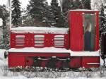 Broltalbahn/110954/denkmal-der-broeltalbahn-in-hangelar-im Denkmal der Bröltalbahn in Hangelar im Winter 2010.Die Lokomotive ist kein originaler Bestandteil der einst ältesten Schmalspurbahn Deutschlands und soll nur noch an den damaligen Betrieb erinnern.