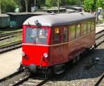 Selfkantbahn/136082/ihs-t13-am-2542011-im-bahnhof IHS T13 am 25.4.2011 im Bahnhof Schierwaldenrath.